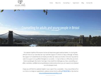Anne Duke Counselling, Bristol