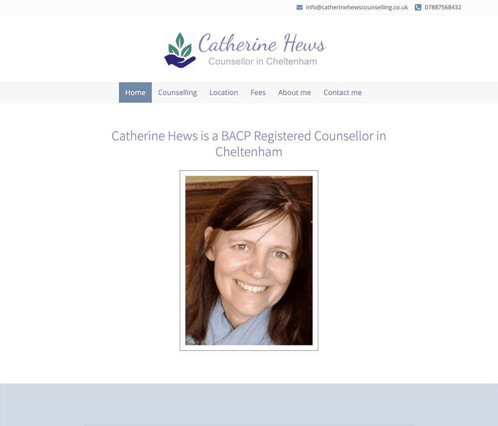 Catherine Hews Counselling