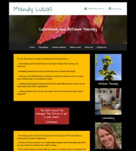 Mandy Lucas, Counsellor in Skipton