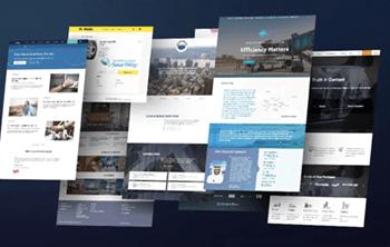 Portfolio of WordPress websites